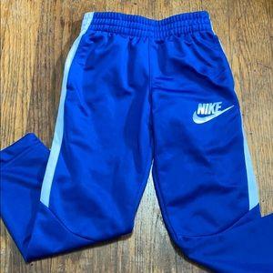 4T/XS boys Nike track suit pants
